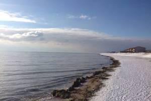 Відпочинок в Кирилівці в міжсезоння і взимку