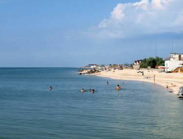 Азовское море отдых: где лучше и как выбрать отель