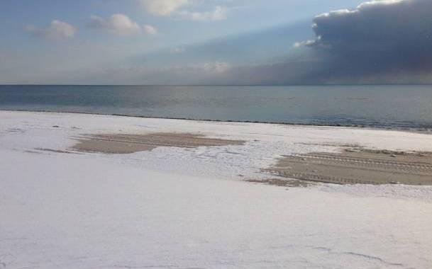 Отдых в Кирилловке в межсезонье и зимой
