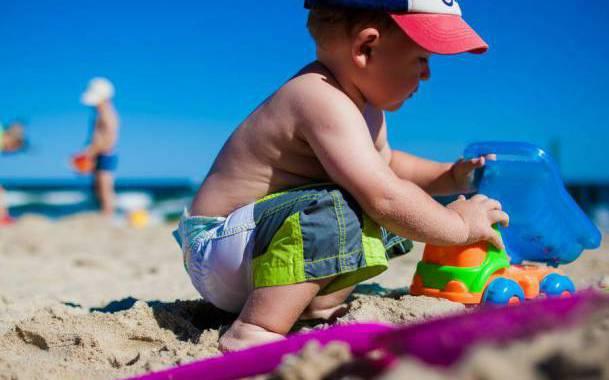 Отдых с детьми - 5 преимуществ о. Бирючий