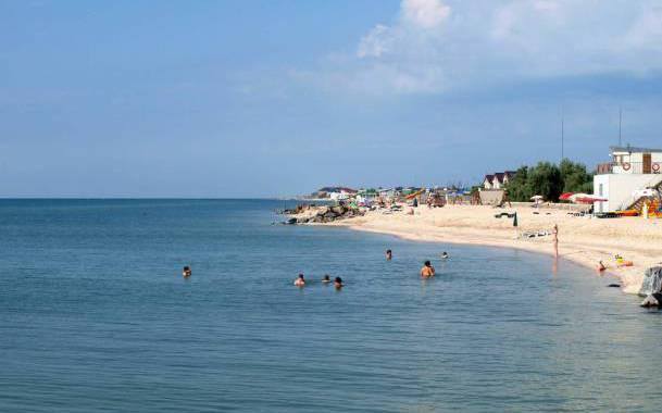 Азовське море відпочинок: де краще і як вибрати готель