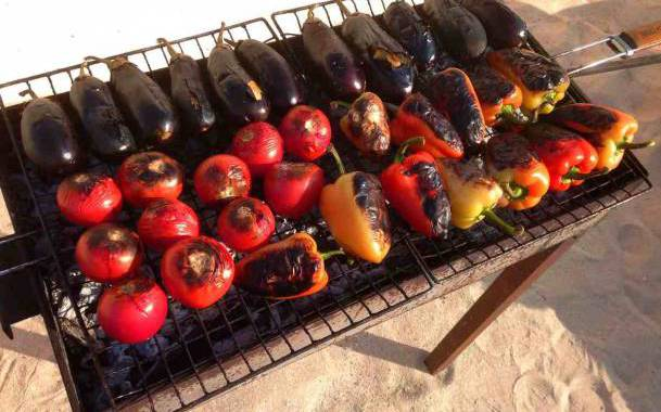фотографии любимых блюд на мангале